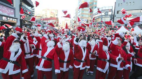 Así desearon Feliz Navidad algunos de los mejores deportistas del mundo