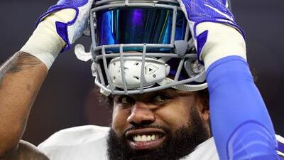 Elliott makes deal with Cowboys on contract extension