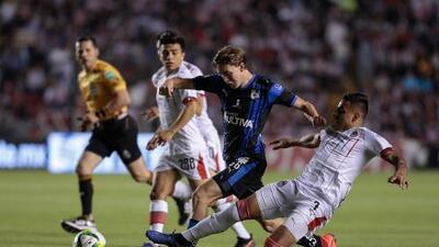 Cómo ver Chivas vs. Querétaro en vivo, por la Liga MX 9 de Noviembre 2019