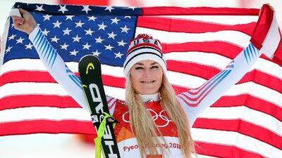 Lindsey Vonn, galardonada con el Princesa de Asturias de los Deportes