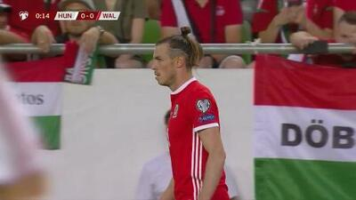 Highlights: Wales at Hungary on June 11, 2019