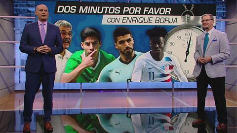 Dos minutos por favor, con Enrique Borja: ¿por qué el 'Tuca' es el mejor candidato al Tri?