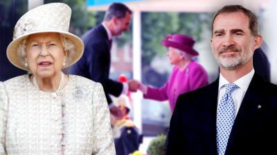 La reina Isabel II otorgará al rey Felipe VI de España una importante distinción medieval de la corona británica