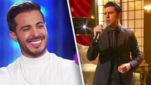 Llane se transformó en Alejandro Fernández en la semifinal de Tu Cara Me Suena
