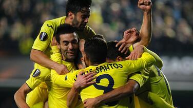 Villarreal y Jonathan dos Santos obtienen el pase a la siguiente fase de Europa League