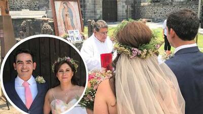 Le gustan maduras: el actor Abraham Ramos, que tuvo noviazgos con Arlette Pacheco y Olivia Collins, se casó con una mujer mayor que él