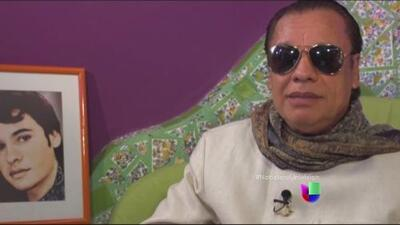 Juan Gabriel se hizo una auto entrevista