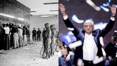 🎧 A 50 años de la matanza de Tlatelolco, en México luchadores sociales del 68 tienen la esperanza puesta en AMLO