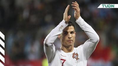 """Cristiano Ronaldo: """"No me gusta ser sustituido"""""""