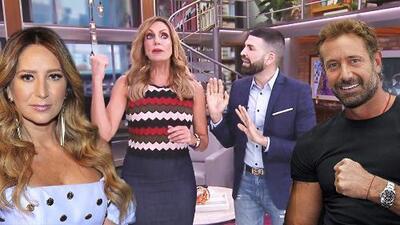 """La Flaca cree que Geraldine Bazán manejó """"mucho mejor"""" su relación sentimental ante los medios que Gabriel Soto"""