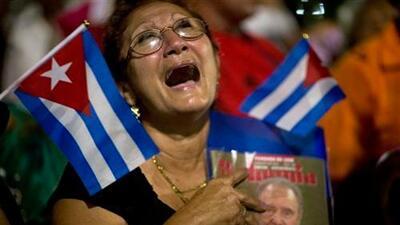 El nombre de Fidel Castro no se usará para denominar sitios públicos en Cuba