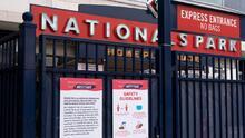 Suspenden la serie Mets-Nationals por coronavirus