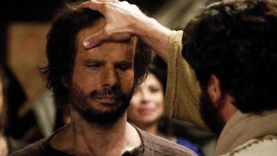 Jesús curó al 'Monstruo' de su enfermedad