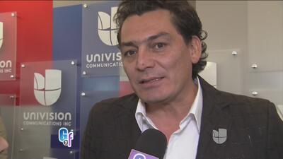José M. Figueroa se emocionó al ver la presentación de la nueva serie sobre la vida de Joan Sebastian