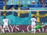 Suecia toma la cima del Grupo E tras derrotar a Eslovaquia