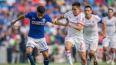 Cómo ver Toluca vs. Cruz Azul en vivo, por la Liga MX