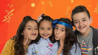 Los Dinamitas: Amanda Murguía, Nuria Loya, Oscar Villarreal y Marcela Guerrero