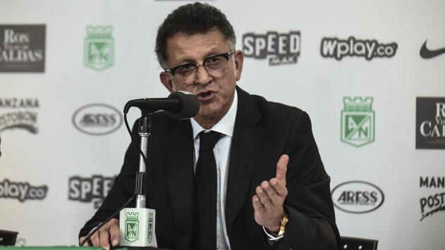 ¿Extrañará México? Juan Carlos Osorio criticó la infraestructura deportiva de su país.