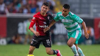 Cómo ver Atlas vs. Santos Laguna en vivo, por la Liga MX