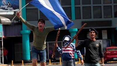 En un minuto: Ortega revoca la reforma de la Seguridad Social pero siguen las protestas