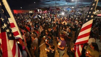 Las víctimas de la masacre en El Paso pueden aplicar para recibir la visa humanitaria, pero estas son las condiciones