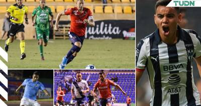 Monterrey destrozó 6-0 a Cafetaleros y más de la J7 de Copa MX