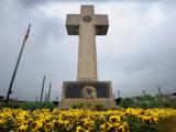 La 'Cruz de la Paz' se mantendrá en pie por decisión de la Corte Suprema