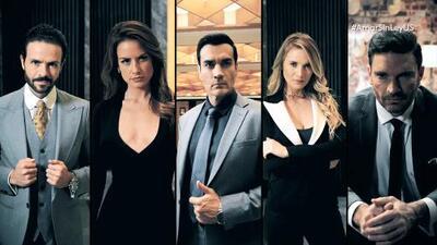 'Por amar sin ley' regresa a Univision con más acción y drama