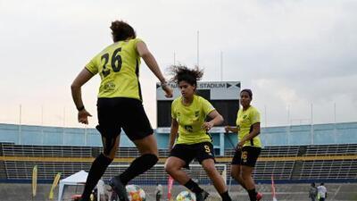 """Las """"Reggae Girlz"""", revelación del fútbol femenino buscarán llevarse el Mundial"""