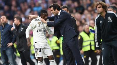 """Solari: """"Me gustaría ganar 7-0, pero el fútbol es otra cosa"""""""