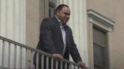 Gabriel Rodríguez se posesiona como alcalde de West New York a pesar de que su antecesor aún no ha aceptado su derrota
