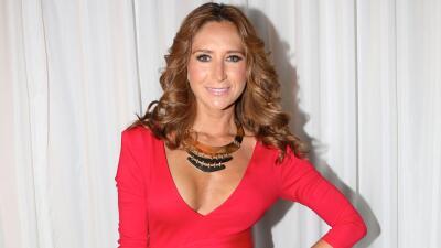 Geraldine Bazán se reencuentra con un 'viejo amor' de telenovela