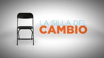 La silla del cambio: ¿Te sentarías tú?