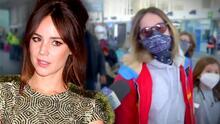 Camila Sodi da su versión del encontronazo que tuvo con El Gordo y La Flaca