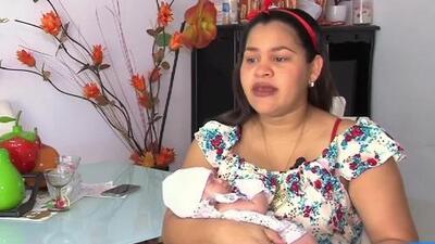 """Insólito: Una bebé nació """"embarazada"""" en Colombia"""