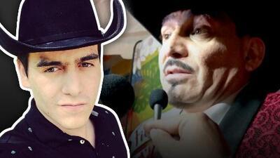 """Con la singular frase """"hermanos de semen"""" José Manuel Figueroa le aclara a Julián la relación que tienen"""