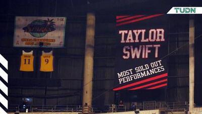 Equipo de hockey quiere evitar la 'maldición de Taylor Swift'