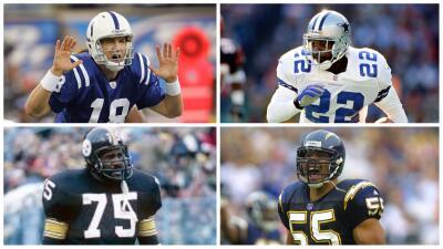 ¿Quién es el jugador más histórico de cada una las 32 franquicias de la NFL?