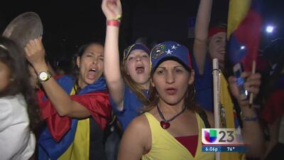 Viajarán a Venezuela para votar