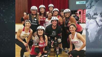 """Estas madres, trabajadoras y esposas practican un deporte poco conocido entre las latinas que las hace sentir """"poderosas"""""""