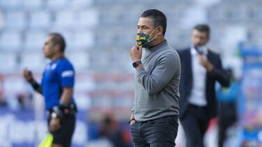 """Ignacio Ambriz: """"Al final sacamos un resultado apurado"""""""
