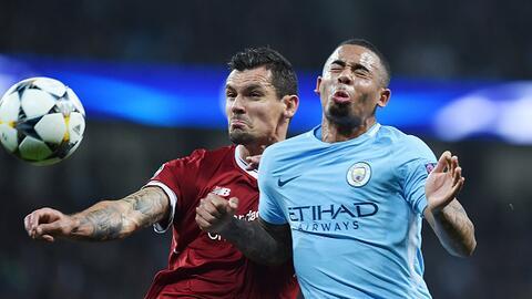 Al medio tiempo, Manchester City acerca la hazaña ante Liverpool
