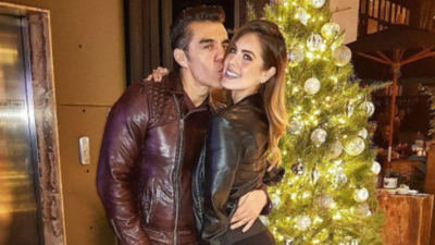 Adrián Uribe confirma su noviazgo con Jackie Sauza
