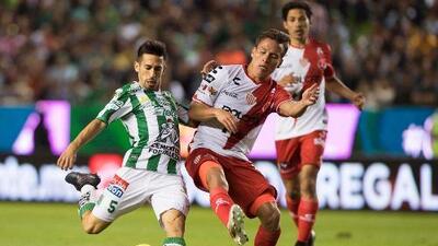 Cómo ver Necaxa vs León en vivo, por la Liga MX