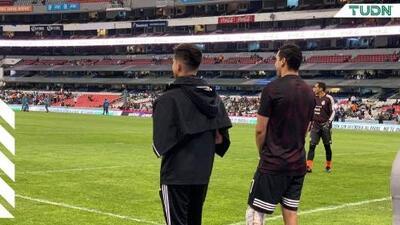 Jorge Sánchez, Tecatito y Jonathan González, descartados ante Panamá