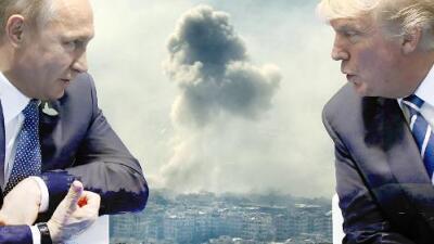 """Trump declara que fue un éxito el ataque a Siria, pero ¿es realmente una """"misión cumplida""""?"""