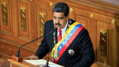 """""""No estamos haciendo las cosas bien"""": Maduro al tomar juramento como presidente de Venezuela"""