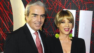 A casi dos meses de cumplirse de la muerte de Edith González, su viudo celebra un cumpleaños especial