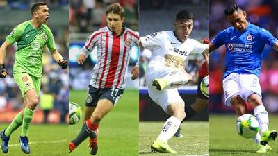 ¡Enero y febrero de infarto! Calendario de Liga y Copa MX de los 'cuatro grandes' de México