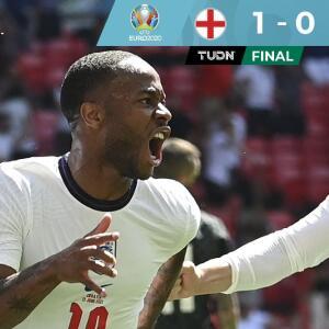 Resumen   Inglaterra cumple en su presentación y vence 1-0 a Croacia